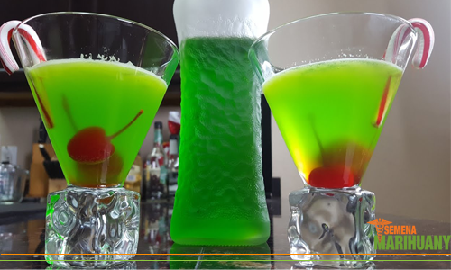 recept drink grinch
