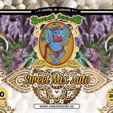 Sweet Mix Autofem - fem. a samonakvétací semínka 10ks Sweet Seeds