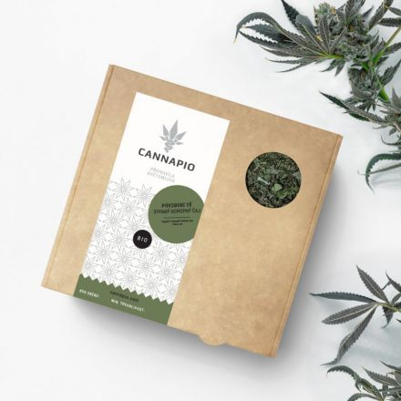 Povzbudí tě - sypaný konopný čaj bio