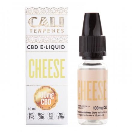 Cali Terpenes CBD E-liquid 100 mg, 10 ml, Cheese