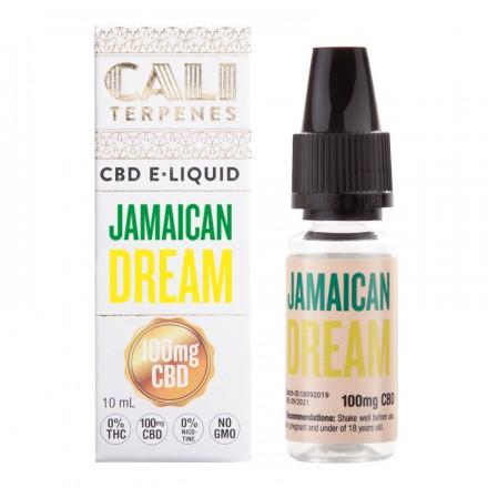 Cali Terpenes CBD E-liquid 100 mg, 10 ml, Jamaican Dream