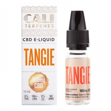 Cali Terpenes CBD E-liquid 100 mg, 10 ml, Tangie
