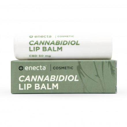 Enecta Balzám na rty CBD 50 mg