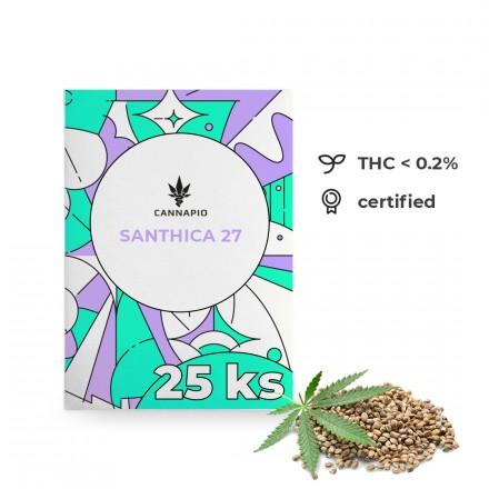 Santhica 27 - technické konopí 25ks Cannapio