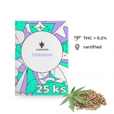 Ferimon - technické konope 25ks Cannapio