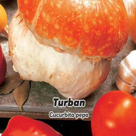 Okrasné tykvičky - Turban - semínka 3 g