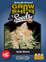 Jack Herer 10 feminizovaných semien Growshop