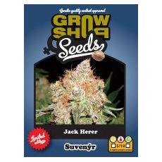 Jack Herer 5 feminizované semena Growshop seeds