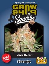 Jack Herer - 5 feminizované semena Growshop seeds