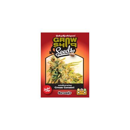 Cream Caramel 10 fem. a samonakvétacích semen Growshop