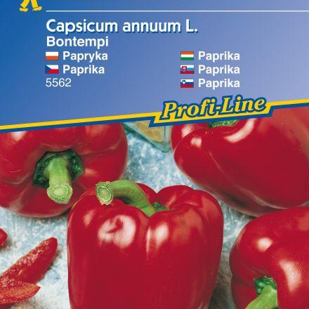 Paprika Botempi - semena papriky