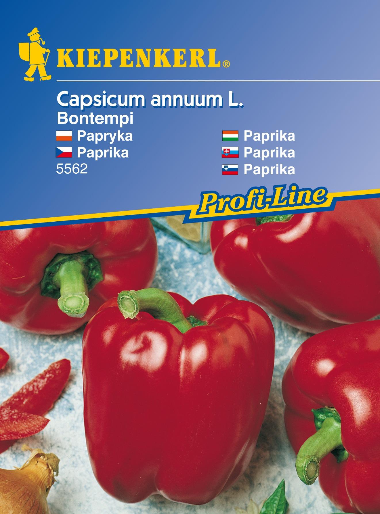 Paprika Bendigo - semena papriky