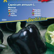Paprika Mavras F1 - semena papriky