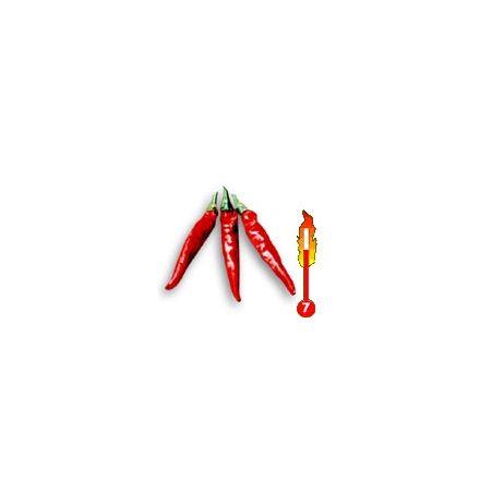 Chilli Nippon Taka (rostlina: capsicum) – 7 semen chilli