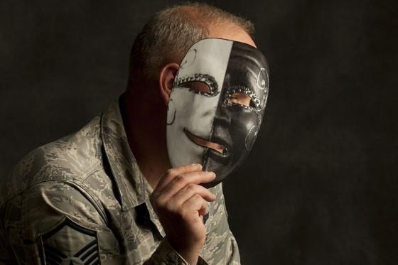 CBD je skutečně účinné i při léčbě psychických poruch, kam se řadí i posttraumatická stresová porucha, jež velmi často zažívají například vojáci po návratu z misí; zdroj: military.com