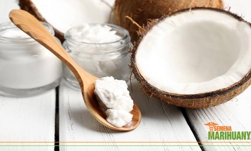 kokosový olej recept návod