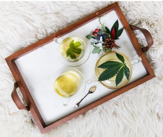 léčivé účinky cbd konopný čaj nespavost
