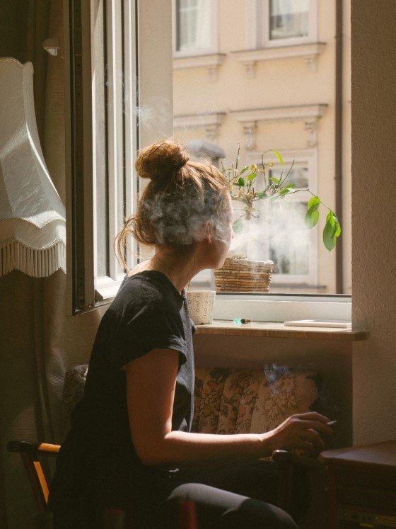 samota konopí osamělost drogy závislost psychóza