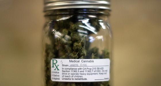 Marihuana na bolesti