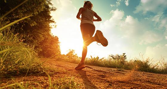 Léčebné konopí a běh