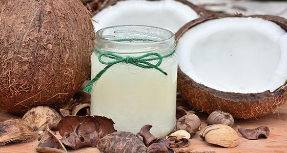 kokosový olej z marihuany