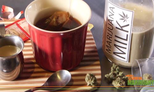 mlieko z konope marihuana