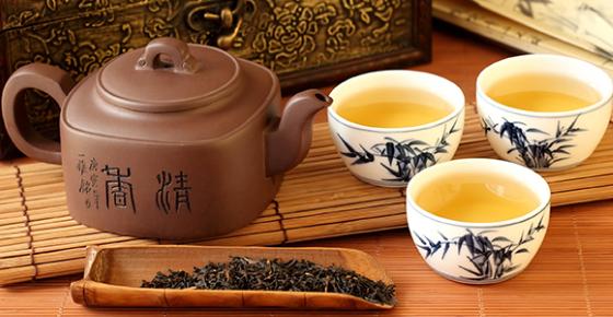 čaj z technického konopí