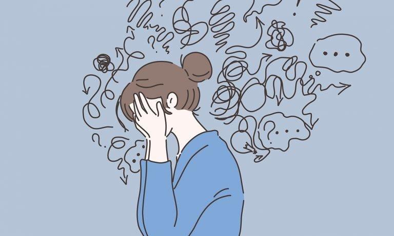 pocity úzkosti