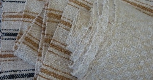textília z konope