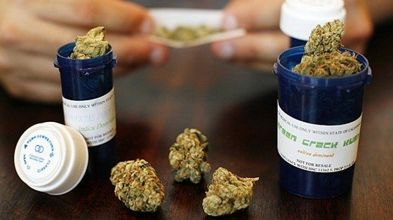 lakárska marihuana ako ju poznáme dnes