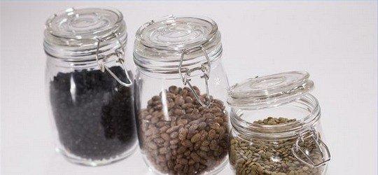 nádoba na semena