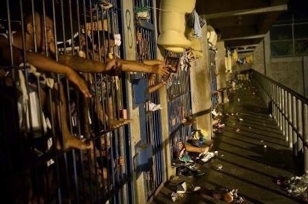 Věznice v Thajsku
