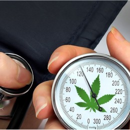 Vysoký krevní tlak