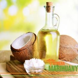 Konopný Kokosový Olej - Recept, účinky a výhody