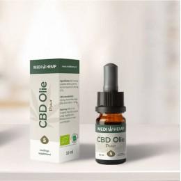 CBG Olej z Léčebného Konopí (Fénixovy Kapky nového druhu)