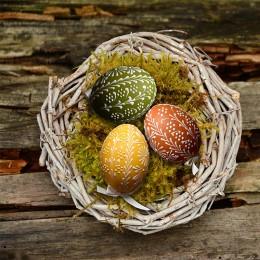 3 Velikonoční Druhy Marihuany (a Recept na Konopné, Velikonoční Vejce)