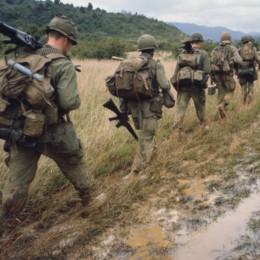 Vojáci ve Vietnamu se léčili konopím?