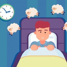 CBD a nespavost