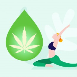 CBD a stres: Jak vám může pomoci přírodní léčba?
