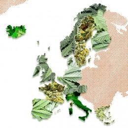 Legalita konopí v Evropě