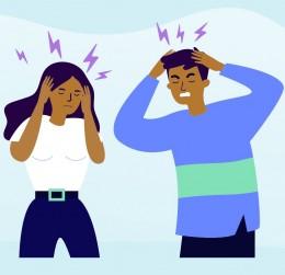 CBD při léčbě panické poruchy - studie