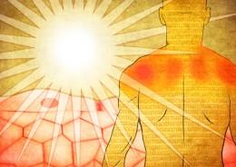 CBD a popáleniny: Rýchlejšia liečba kože s CBD