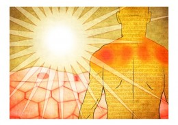 CBD a popáleniny: Rychlejší léčba kůže s CBD