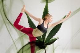 Ganja jóga: Jak kombinovat konopí a jógu?