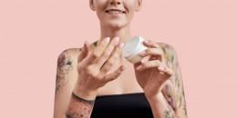 Tetování a konopí: CBD mast na hojení tetování