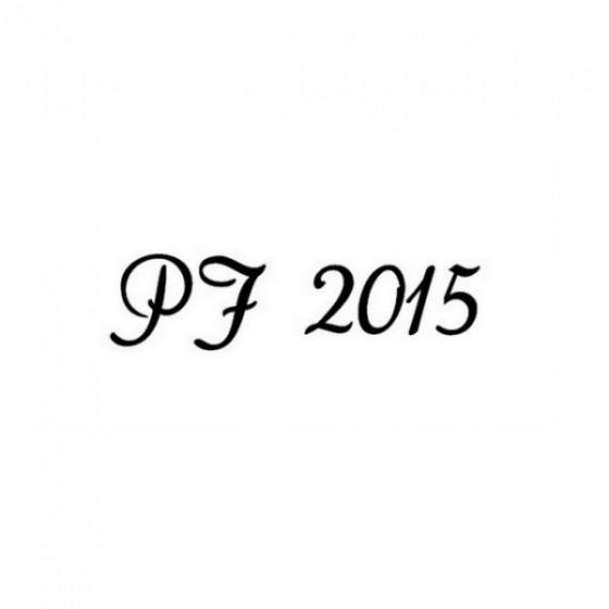 Novinky pro rok 2015