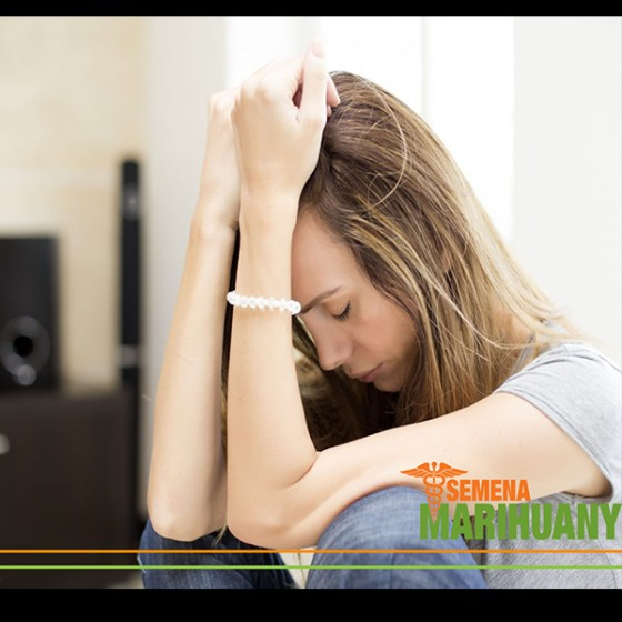 CBD proti Úzkosti a Depresii