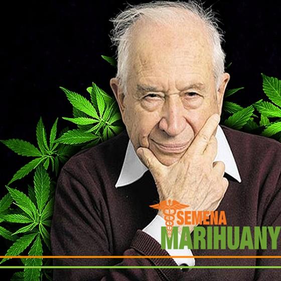 Raphael Mechoulam, Otec CBD a THC