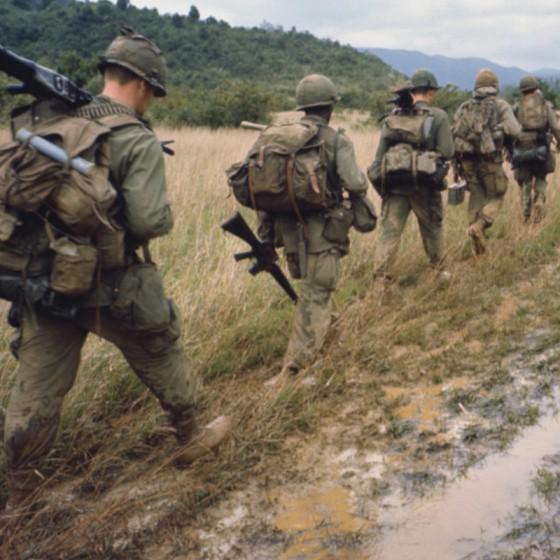 Vojaci vo Vietname sa liečili konopem?