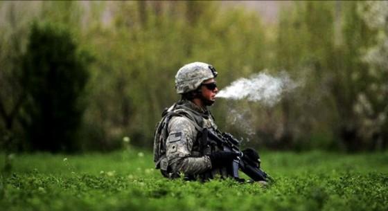 Vojáci preferují syntetickou marihuanu